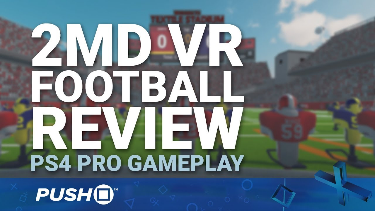 2MD VR Football Review (PS4) | Push Square