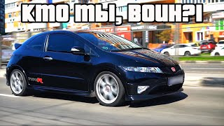 Что такое Honda Civic Type R FN2?!  На что обращать внимание при покупке?!