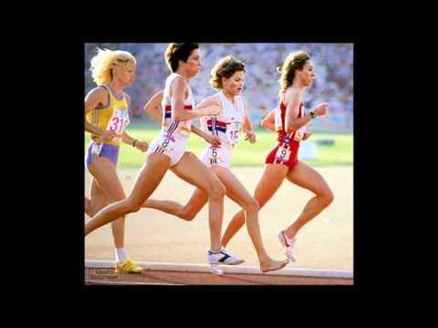 Mary Decker - Olympic limp poem