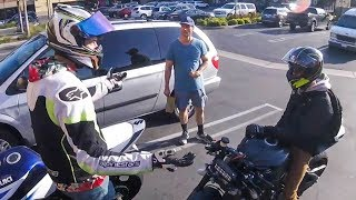 CRAZY ANGRY PEOPLE vs BIKERS | STUPID DRIVERS OF WEEK [Ep. #165]