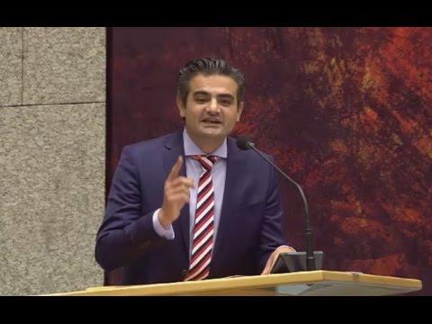 Inbreng Kuzu - 'Wilders Lapt Grondwet Aan Zijn Laars'