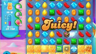 Candy Crush Soda Saga Livello 697 Level 697