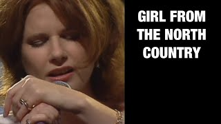 Margo Timmins (Cowboy Junkies) - GIRL FROM THE NORTH COUNTRY (Dylan Cover)