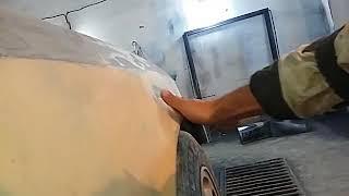 Реставрация 124 мерседеса, волчок из обычного, rebuild project car mersedes benz w124
