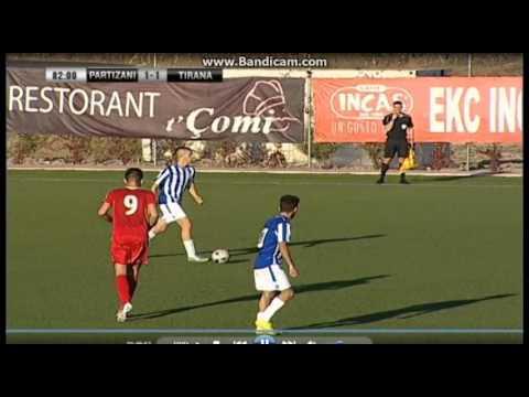 Realf Zhivanaj - Center Back / KF Tirana U-19 (C)