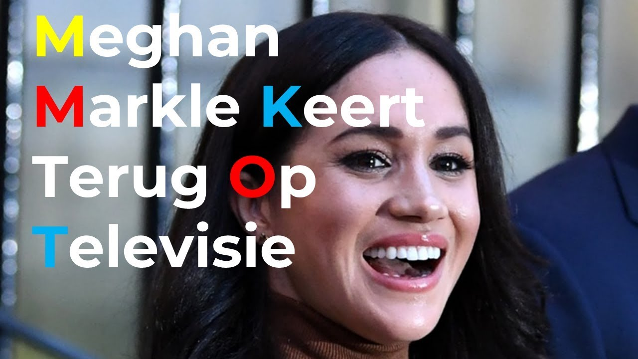Meghan Markle Op
