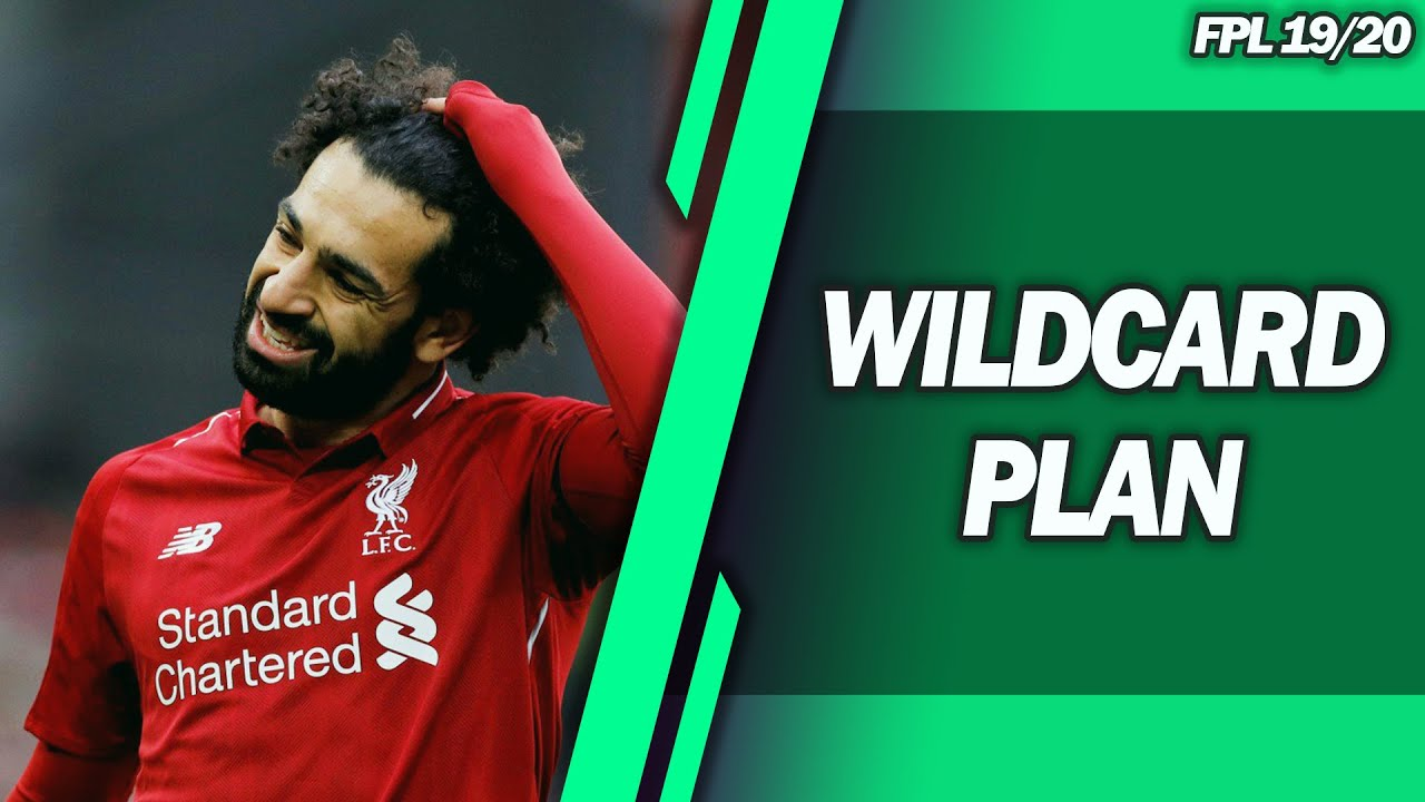 WHAT'S THE BEST WILDCARD PLAN? - FPL 2019/20