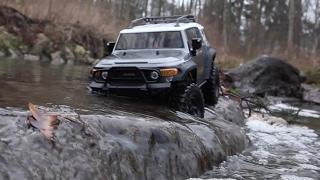 HPI Racing 1/10 Venture Toyota FJ Cruiser 4WD RTR Gray Video