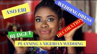 #AdenikeUnCut 018: Planning A Nigerian Wedding - 10 Things to do While Preparing