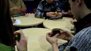 Экстрим на встрече куберов 09.01.2010 Часть 1
