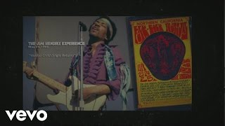 Jimi Hendrix - Voodoo Child (Slight Return) medley - Santa Clara 1969