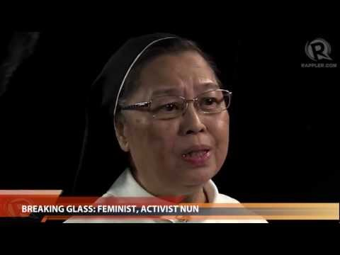 Breaking Glass: Feminist, activist nun PART3