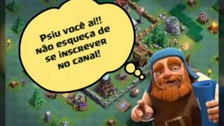 Clash of Clans Layout CC6( novo layout top da base do construtor )