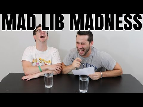 Mad Lib Madness Pt 10