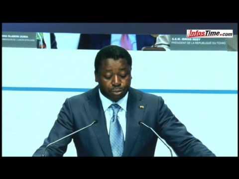 Faure Gnassingbé, Président de la République du Togo