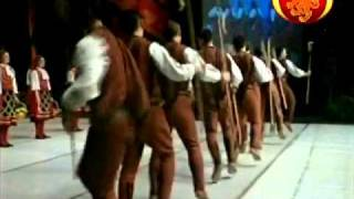 Пиринска китка | Pirin Mix of Traditional Songs & Dances