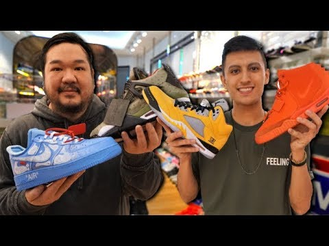 The Most Expensive Sneaker Collection IN THE WORLD! Big Boy Cheng! (2019)