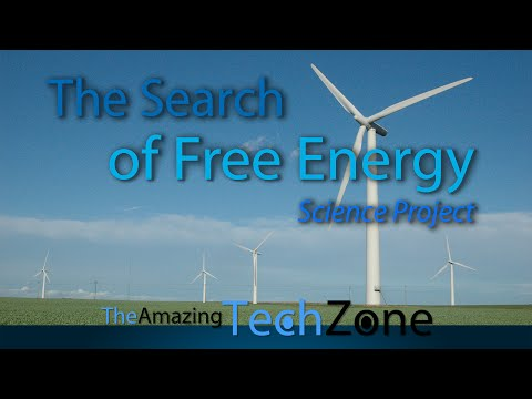 The Search of Free Energy (Science Project)