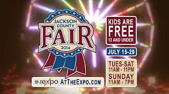 The All New Fair at the Jackson County Fair 2014