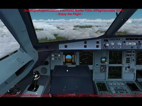 Malaga-Stuttgart 2/2  P3Dv34 CyborgNX