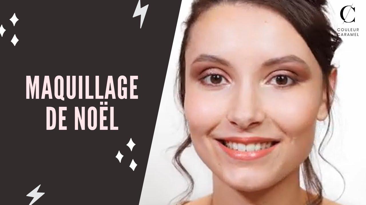 Maquillage de Noël by Couleur Caramel