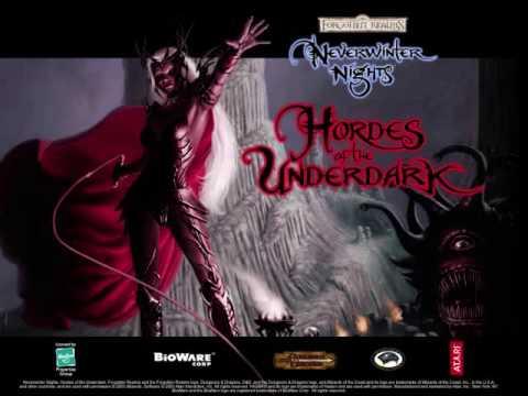 NWN Hordes of the Underdark Soundtrack Waterdeep