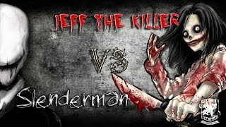 Jeff the Killer VS Slenderman di Dylan R. - Creepypasta [ITA] SPECIALE DI NATALE
