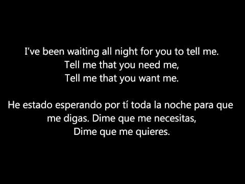 Waiting All Night -Rudimental Ft. Ella Eyre Lyrics/ español