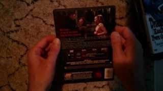 My horror dvd/bluray collection part 2: Hammer