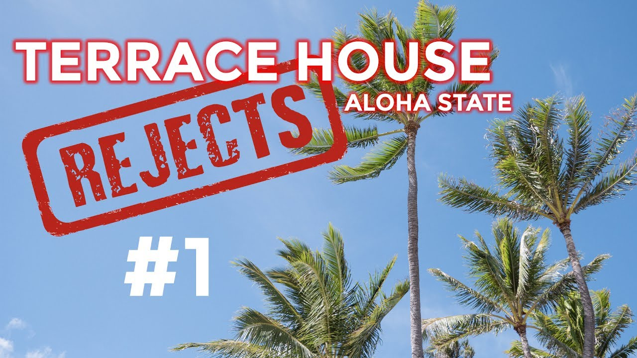 Terrace house rejects 1 i came for the food hawaii vlog for Where can i watch terrace house