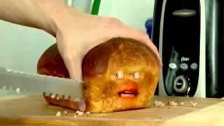 Annoying Orange Death-knife Attack-loaf
