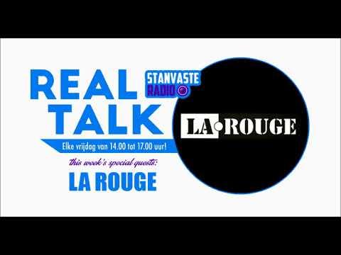 Isaac over 25 jaar La Rouge, live album en meer Real Talk Stanvaste Radio (1/12/2017)