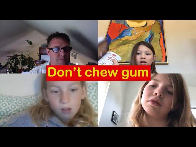 Zoom Etiquette Video