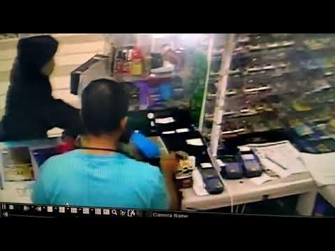 E-Z Mart robbery