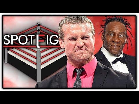 Dolph Ziggler's Zukunft bei der WWE? Booker T nach Monaten zurück! (Wrestling News Deutschland)