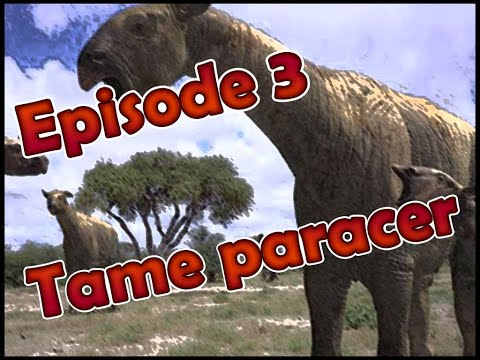 [Ark-S1] Épisode 3 - Comment tamer un Paraceratherium (saddle+kibble+conseil)