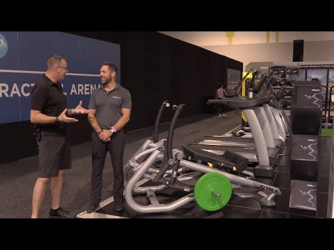 Demo + Interview / TRUE Fitness Body Press /