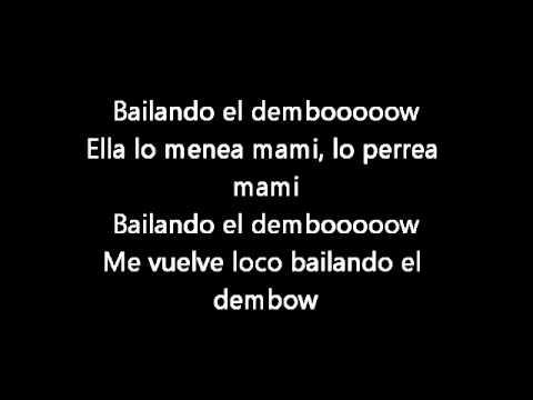 Lucenzo- Bailando El Dembow Lyrics