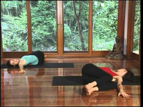 Йога - видео уроки - бесплатно