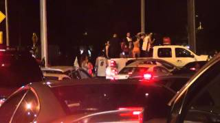 [HD] Streets of Miami Turn into Party Grounds to Celebrate Basketball Championship