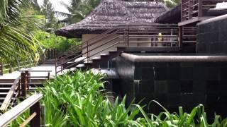 セーシェル・プララン島の五つ星ホテル「レムリアリゾート」