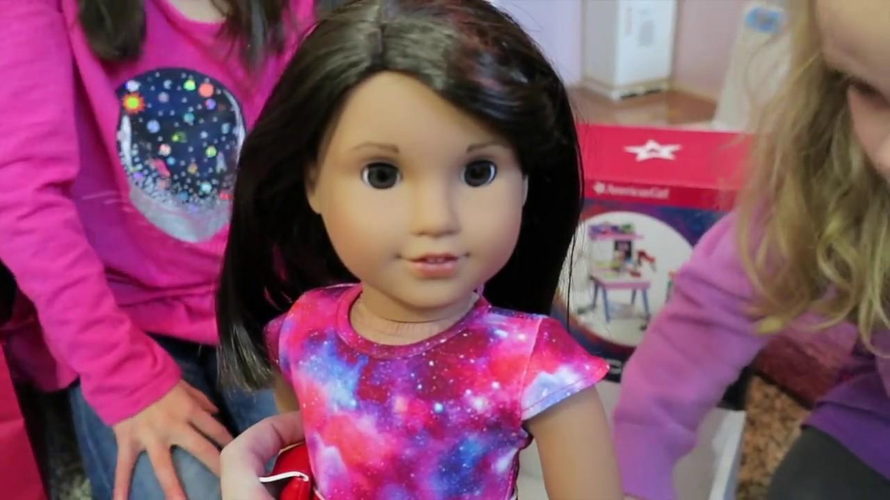 Otvoritev ameriške deklice Luciana Vega Lutka - Girl of the Year-6281