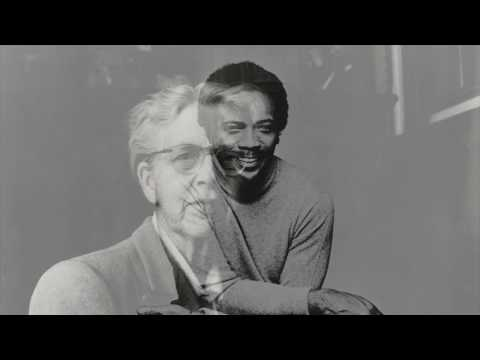 Quincy Jones and Nadia Boulanger