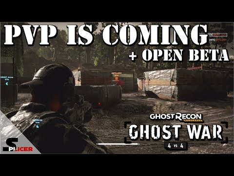 Finally Some PVP Info (Open Beta, Release Date and Classes) - Ghost Recon Wildlands