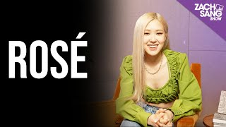 "Download Rosé Talks On The Ground, ""R"", Blackpink & Hank"