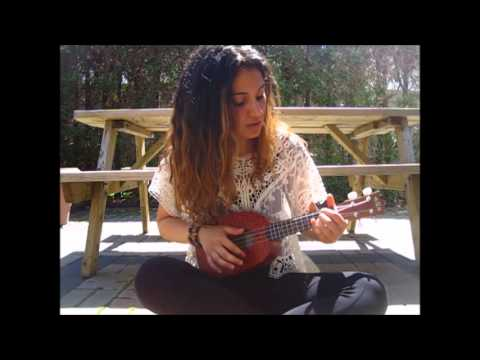 Redemption Song - Bob Marley (Ukulele Cover by Tiffany Cristina)