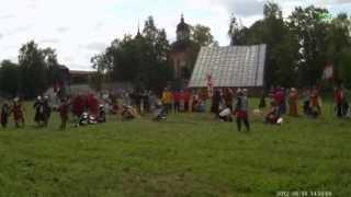 Кириллов 2012(Рыцарские бои на празднике в Кириллове в августе 2012 года. Вологодская область., 2013-07-08T14:35:44.000Z)
