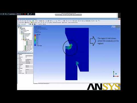 Ansys Tutorial // Convergence  Failure In Ansys Workbench Mechanical And Solutions