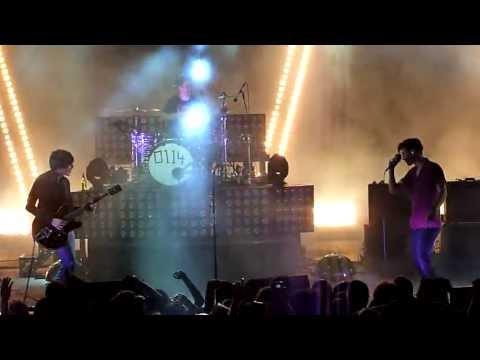 Arctic Monkeys - 505 (with happy ending) (live@Théâtre antique, Vienne)