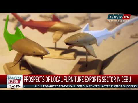 Cebu furniture-maker taps bamboo for sustainable business